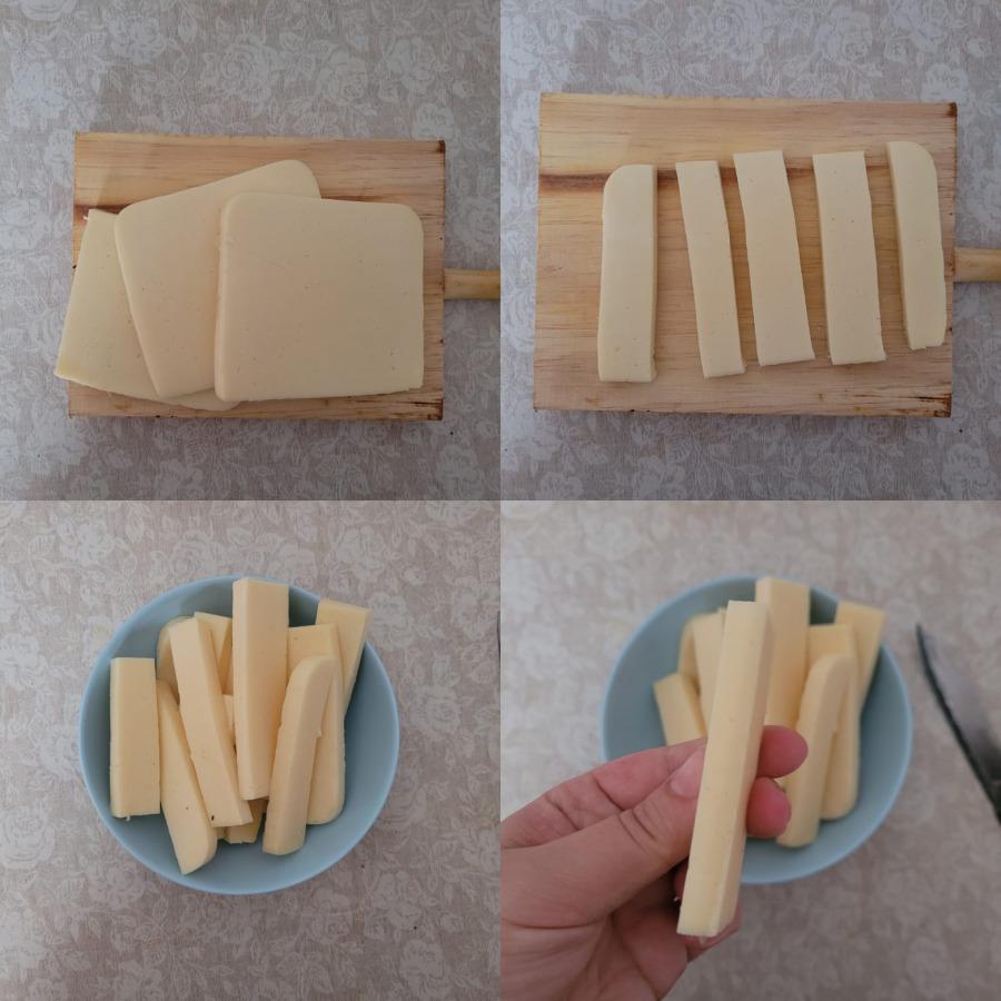 tequeños queso