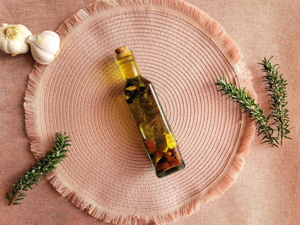 aceite aromatico