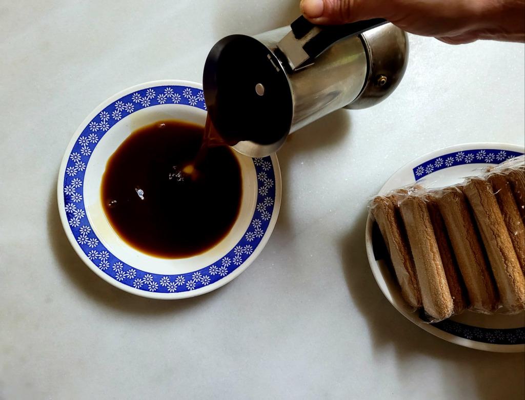 cafe tiramisu receta