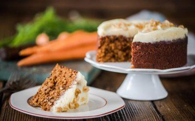 Carrot Cake o tarta de zanahoria