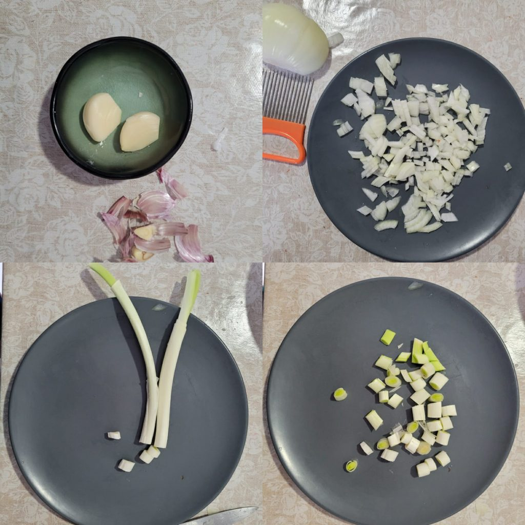 cocinar lentejas con chorizo