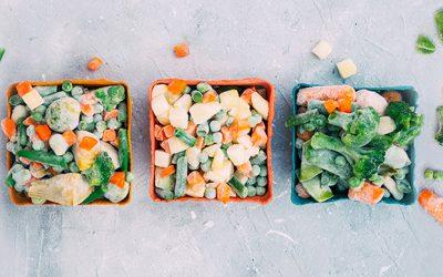 Descongelar alimentos correctamente