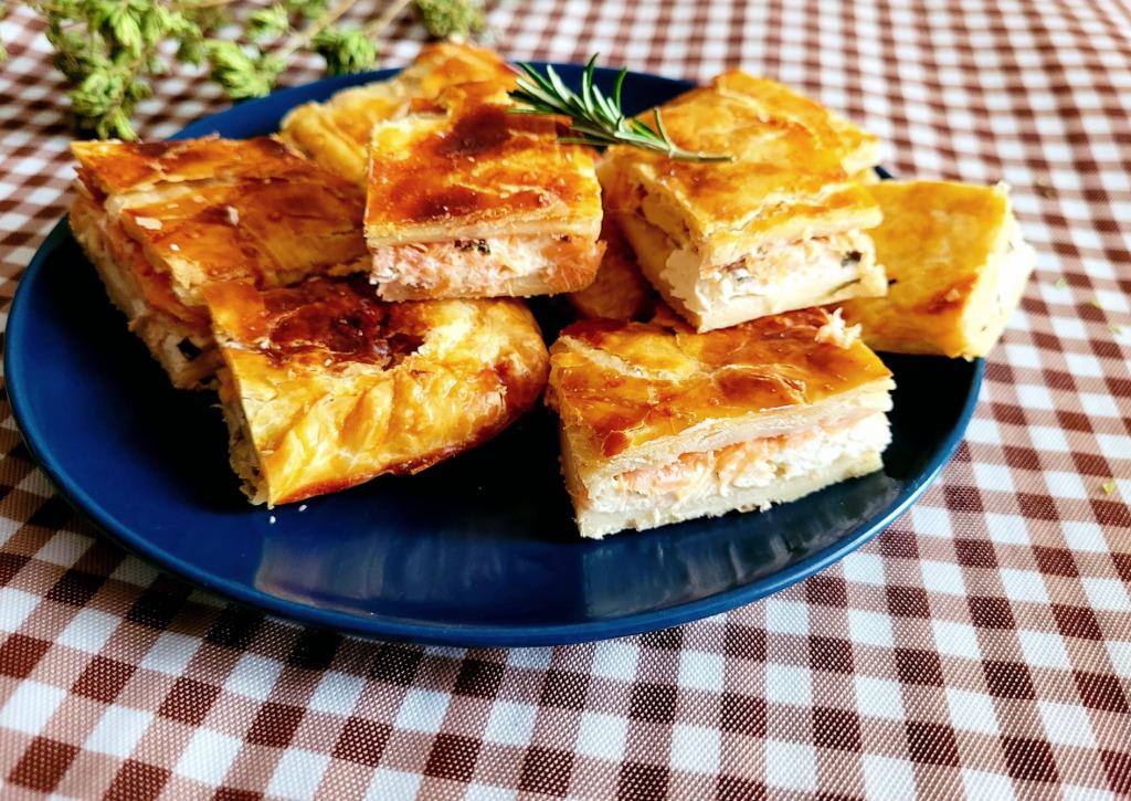 empanada de salmon