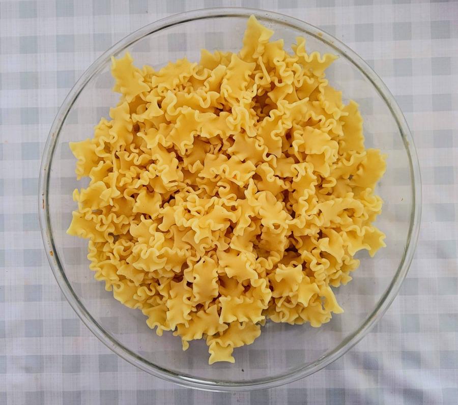 ensalada tropical pasta