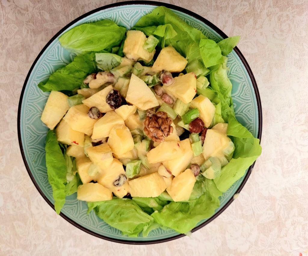 manzana ensalada