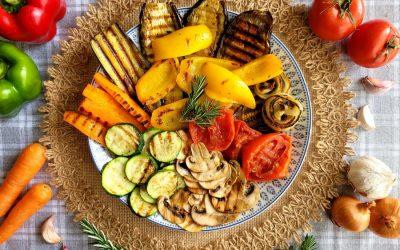 Parrillada de verduras – Receta saludable y vegana