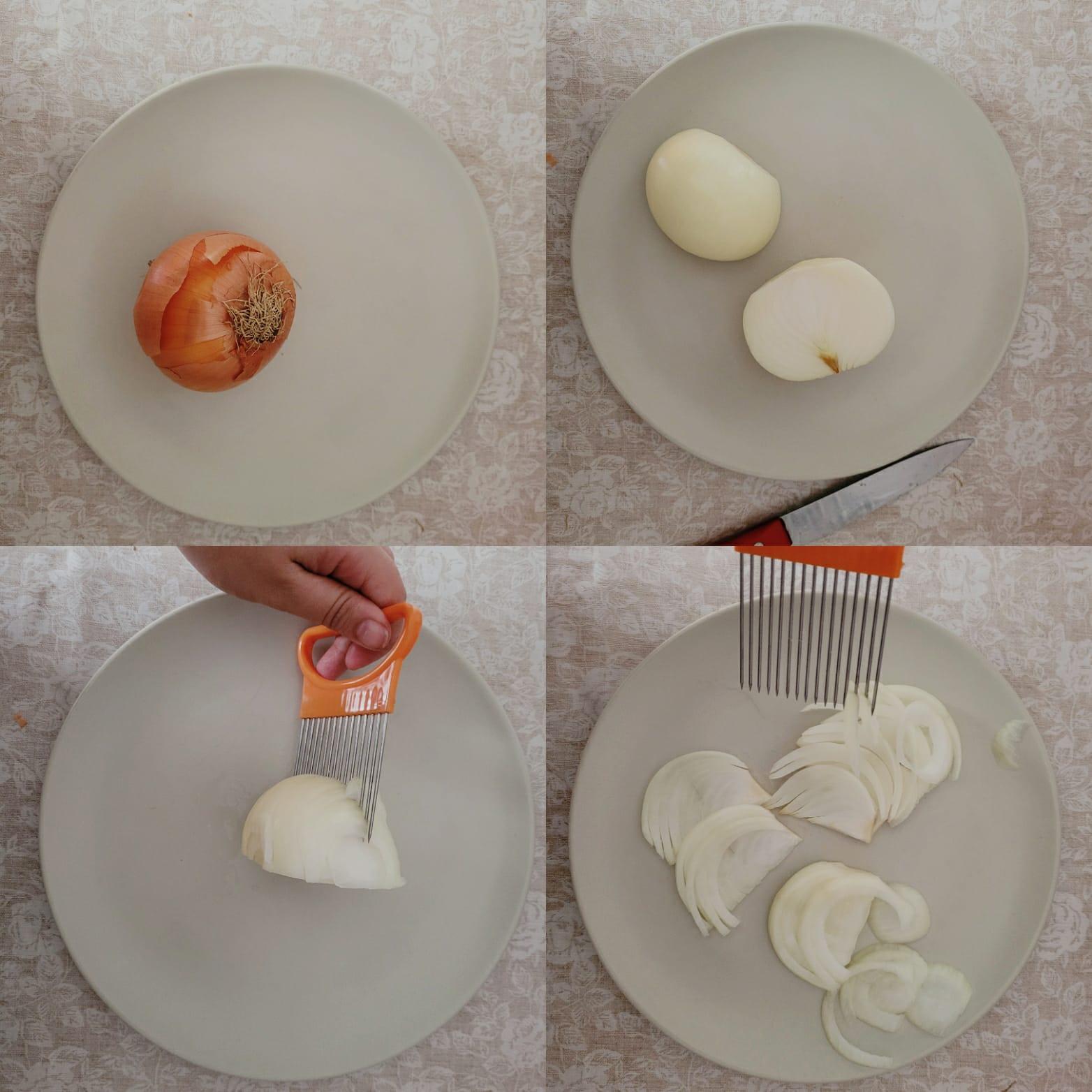 quesadillas cebolla