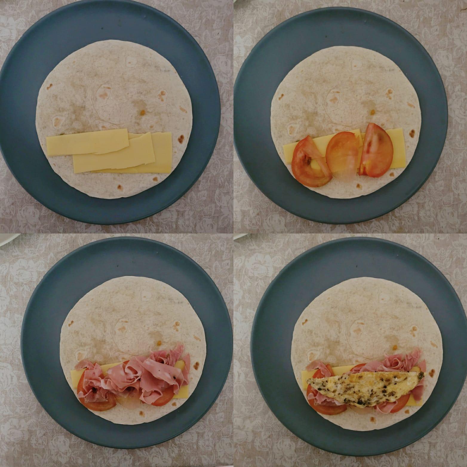 quesadillas tortillas