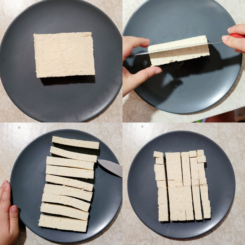 queso feta tofu